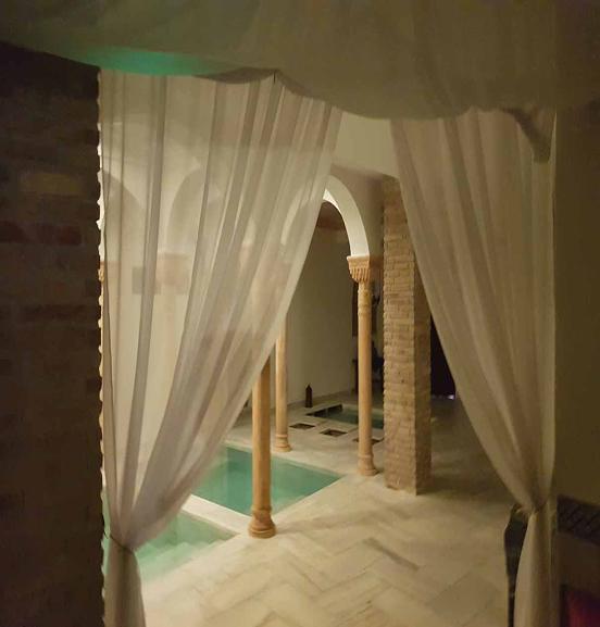 Bagni Arabi Hammam di Granada